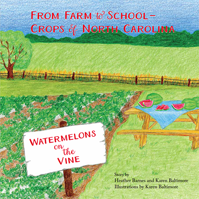 NC Farm to School Book